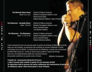 Play Mr. D'Adamo Dvd (2006 - AMF)