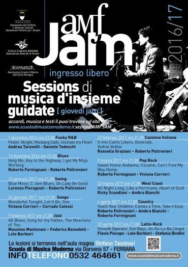 SESSION DI MUSICA D'INSIEME GUIDATE
