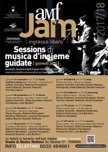 AMF Jam 2017/18