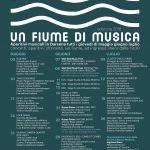 Un Fiume di Musica edizione 2018
