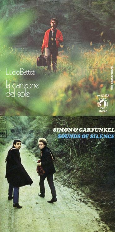 """Giovedì 31 gennaio """"pop song"""": The Sound of Silence, La Canzone del Sole"""