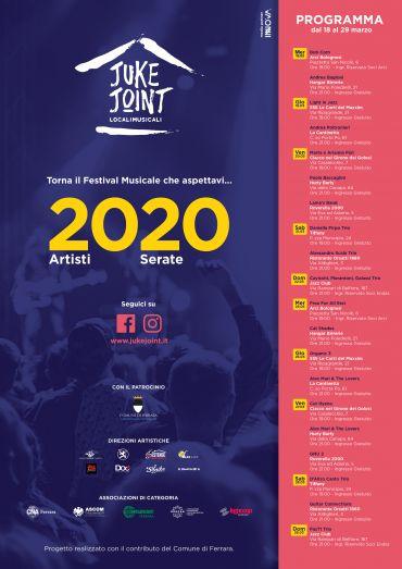 Juke Joint 2020