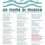 Un Fiume di Musica edizione 2020